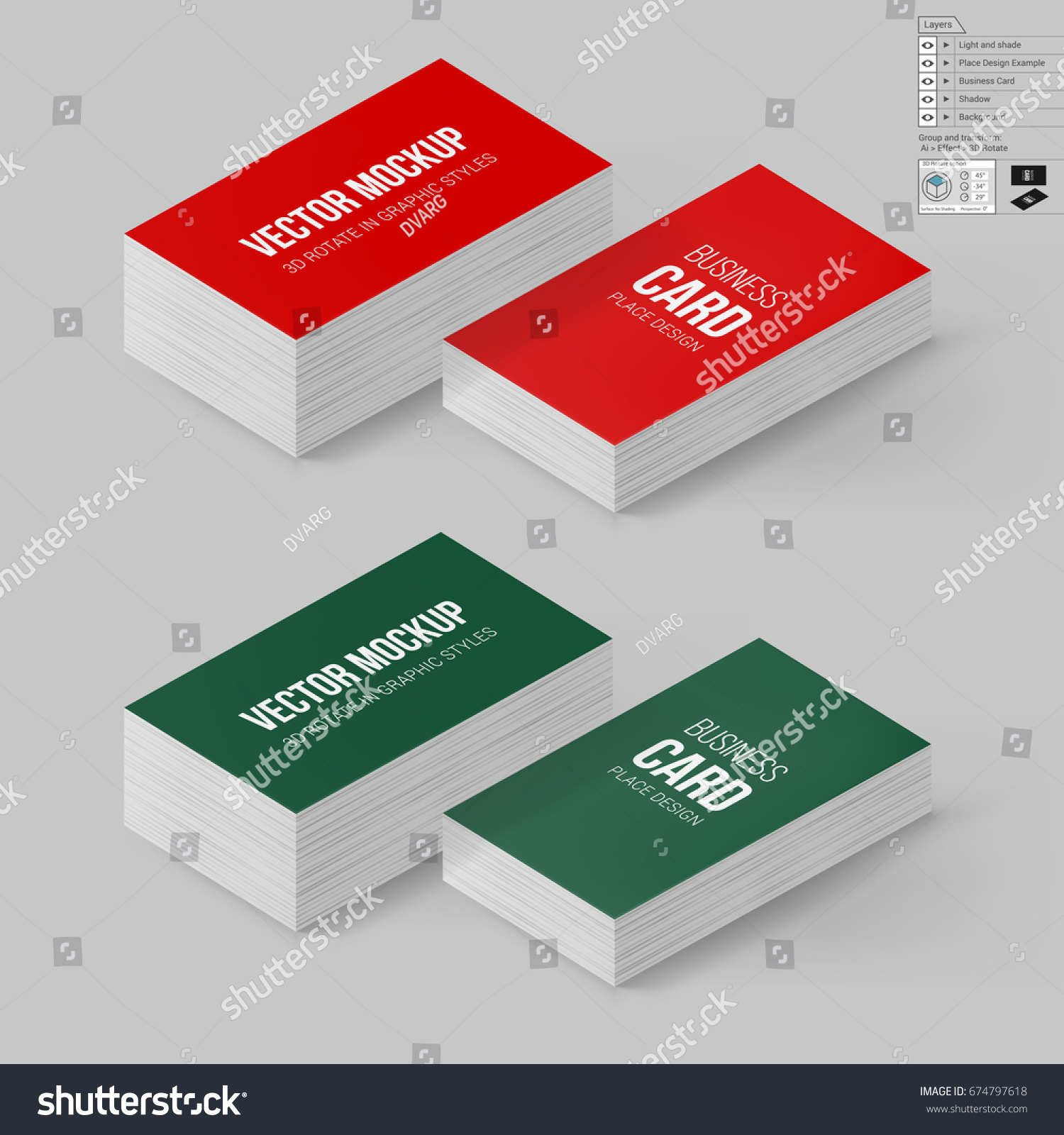 Business cards template red green colors stock vector 674797618 business cards template in red and green colors corporate identity branding mock up with flashek Gallery