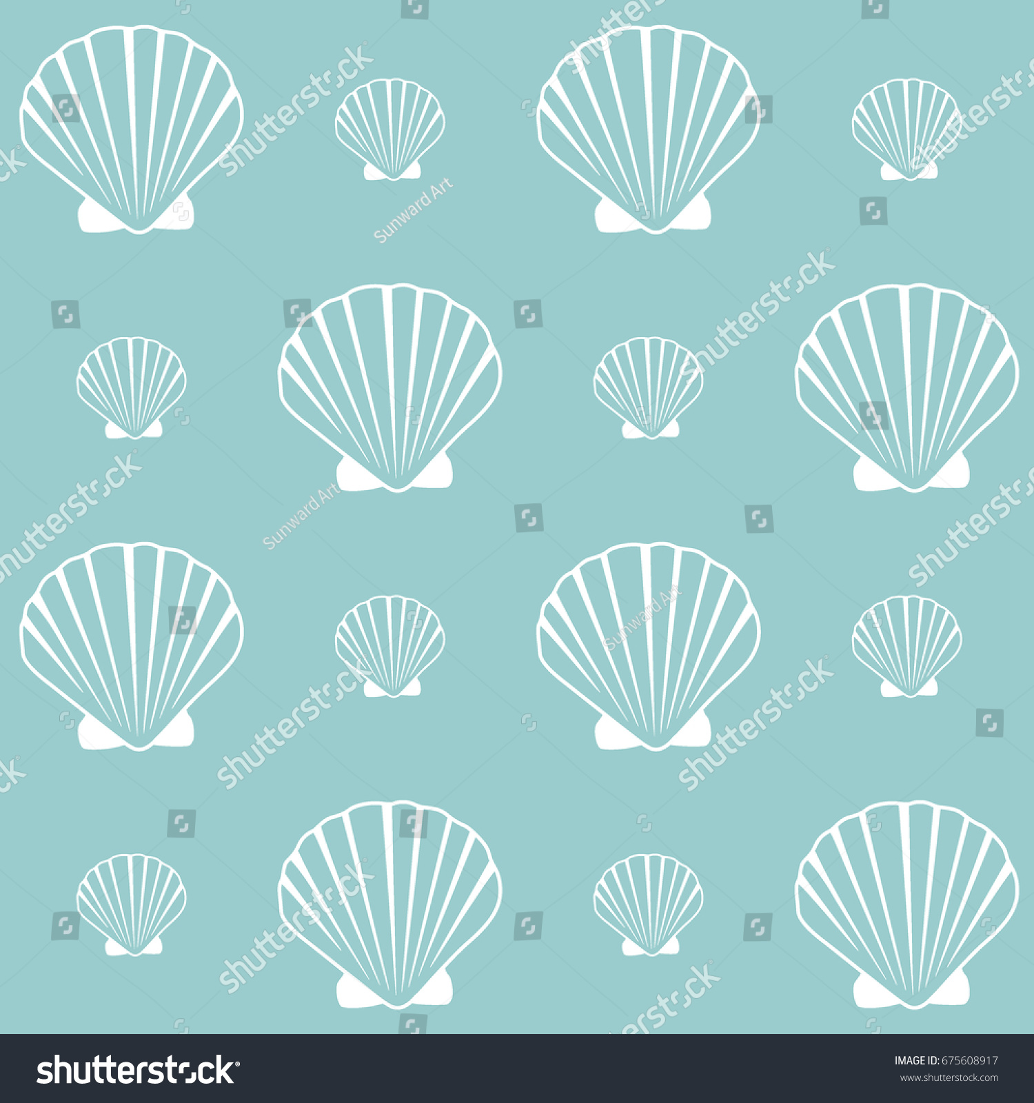 Vector sea shell pattern illustration pearl stock vector 675608917 vector sea shell pattern illustration pearl stock vector 675608917 shutterstock biocorpaavc Image collections