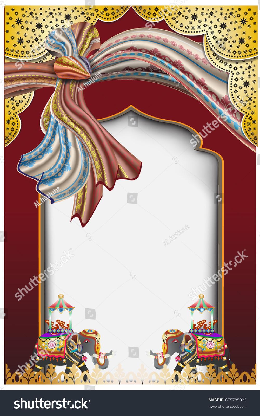 Hindu Wedding Knot Tied Man Woman Stock Vector (Royalty Free ...