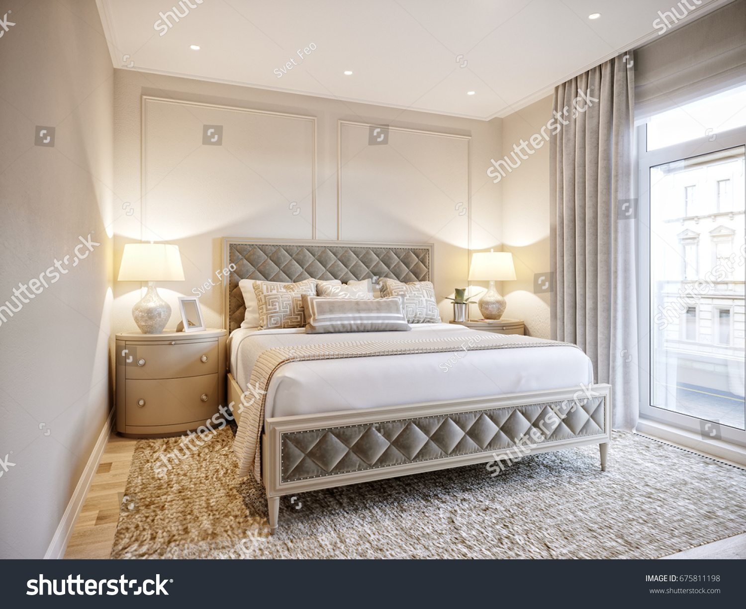 modern classic bedroom contemporary modern classic traditional hotel stock 12553