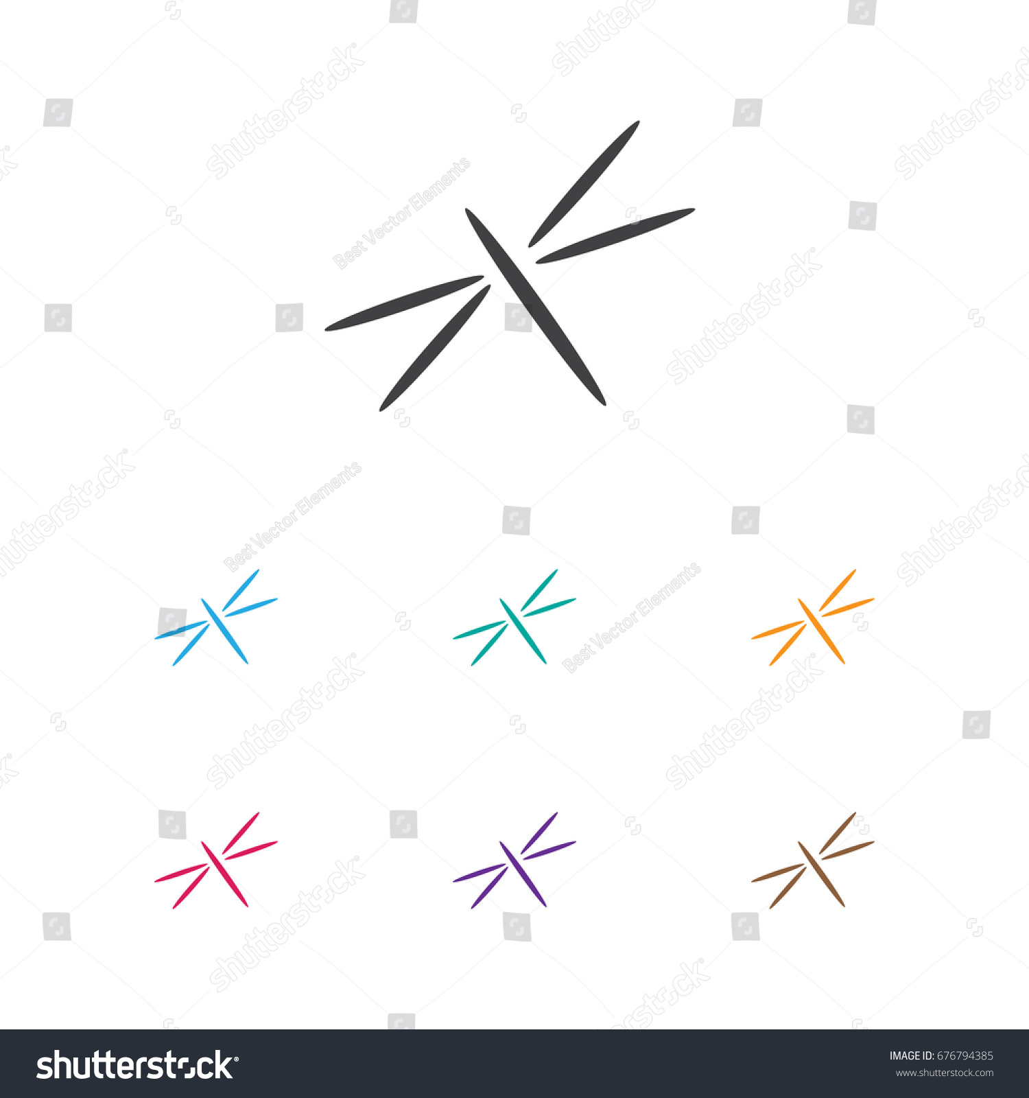 Vector illustration trip symbol on dragonfly stock vector vector illustration of trip symbol on dragonfly icon premium quality isolated damselfly element in trendy biocorpaavc