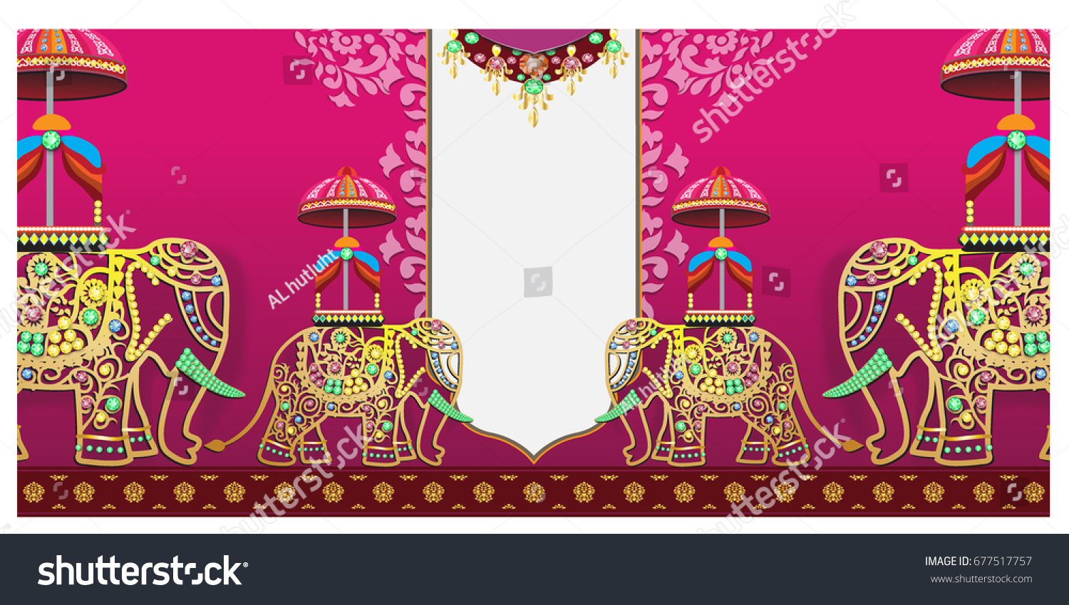 Hindu Wedding Knot Tied Man Woman Stock Vector 677517757 ...