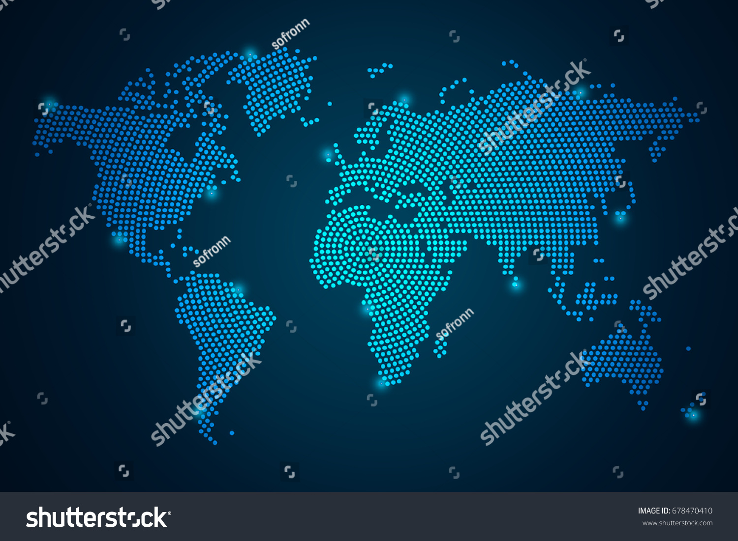 Map world point scales on dark vectores en stock 678470410 map world point scales on dark background with map world wire frame 3d mesh polygonal gumiabroncs Image collections