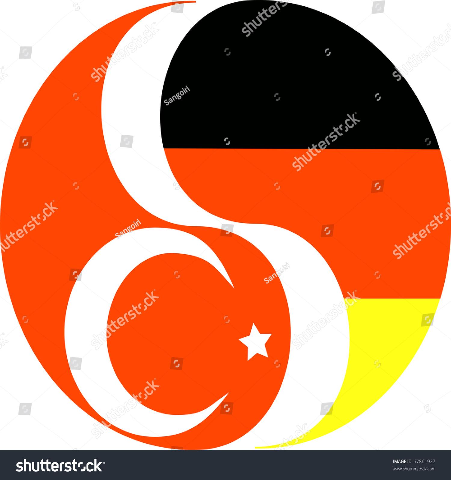 German turkish relationship symbol describe relationship stock a symbol to describe the relationship between germany and turkey buycottarizona Choice Image