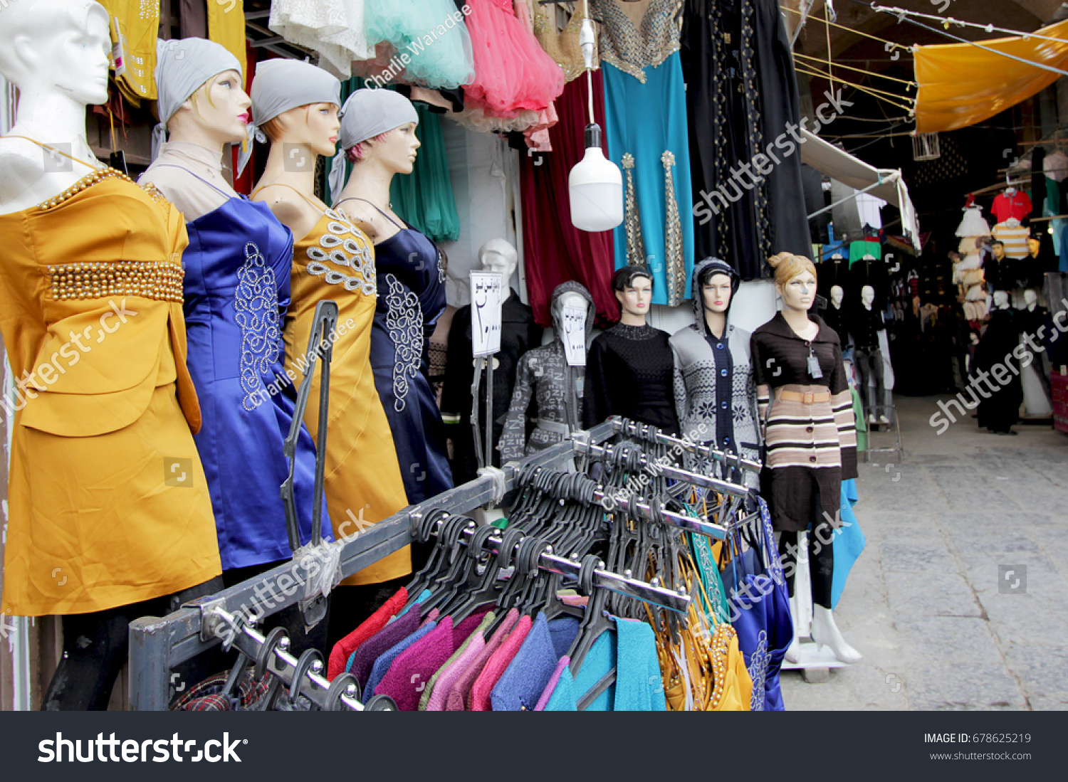 fba610ef0b0d Iran October 2016 Colorful Modern Style Stock Photo (Edit Now ...