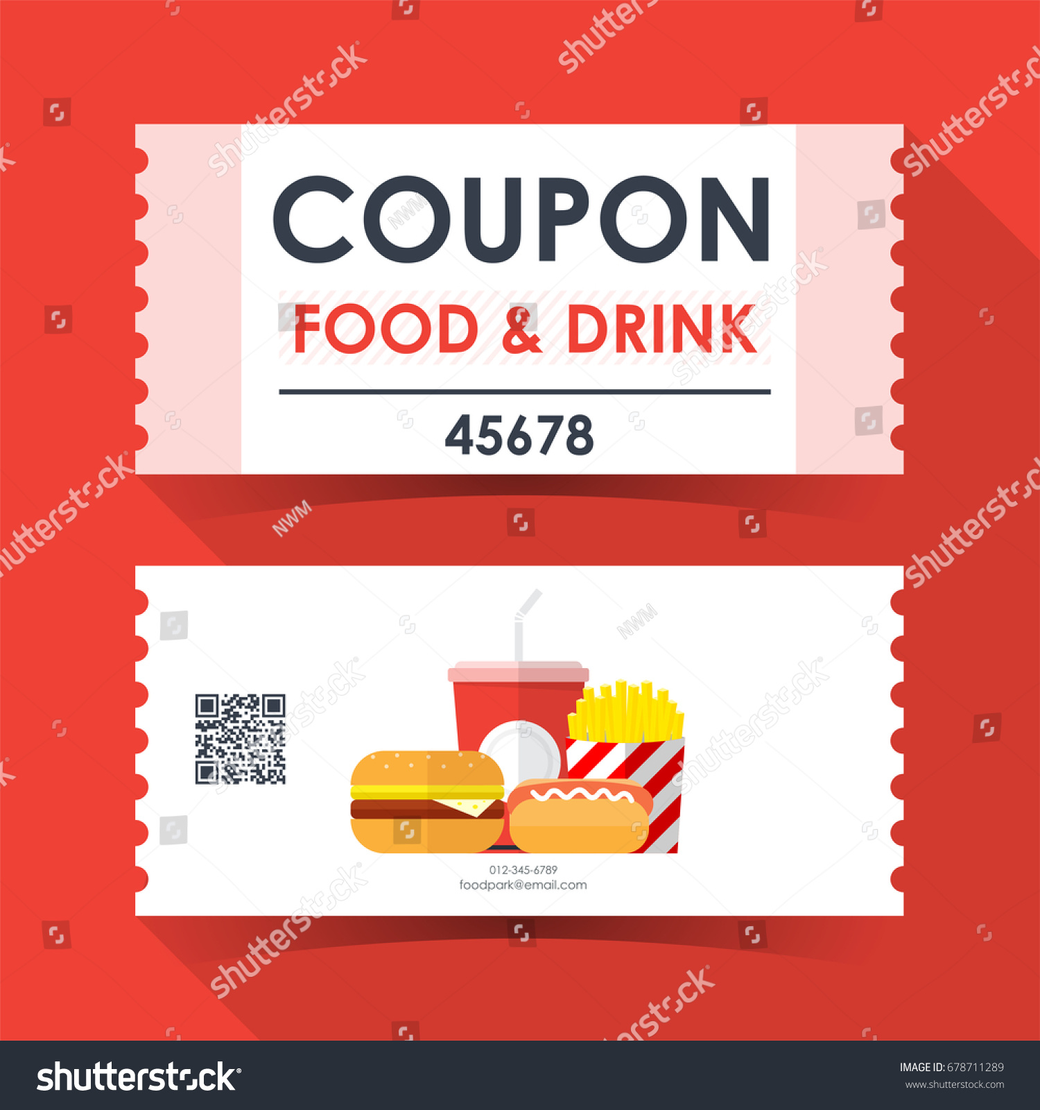 Food Ticket Template clinical nurse consultant cover ...