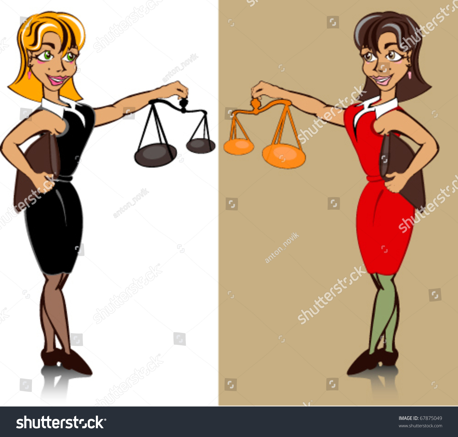 Female lawyer girl worships for payment