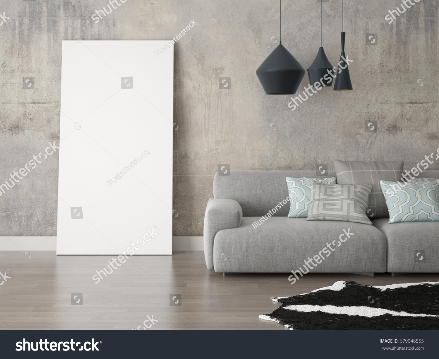 stylish living room comfortable. Mock Stylish Living Room Wide Comfortable Stock Illustration 679048555 - Shutterstock T