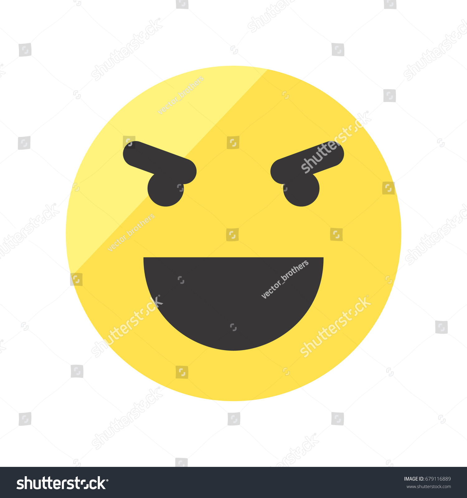 Colored evil laugh smiley icon emoji stock illustration 679116889 colored evil laugh smiley icon emoji smiley biocorpaavc Images