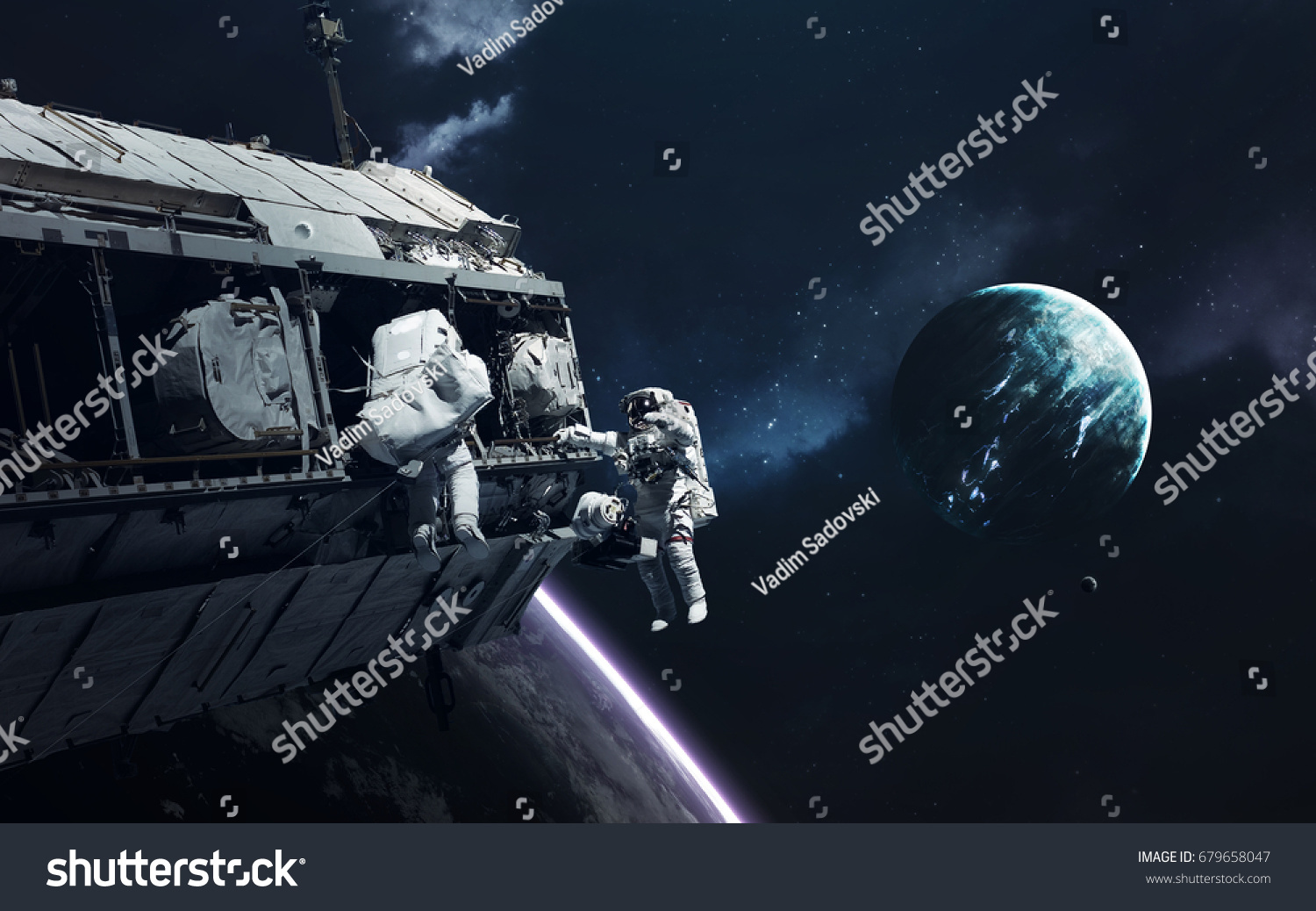 science fiction space wallpaper, incredibly beautiful planets