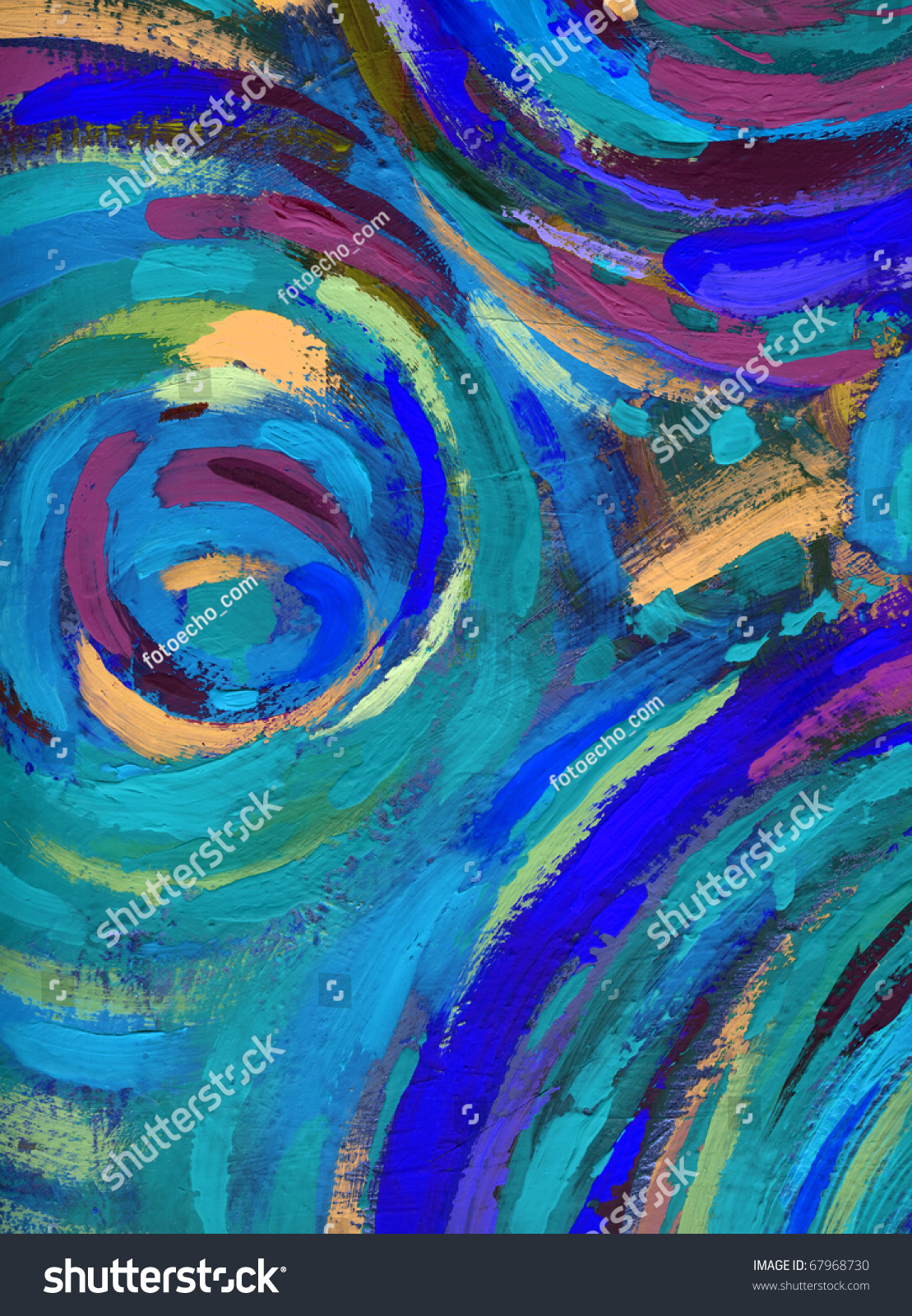 Acrylic painting abstract texture background stock for Textured acrylic abstract paintings