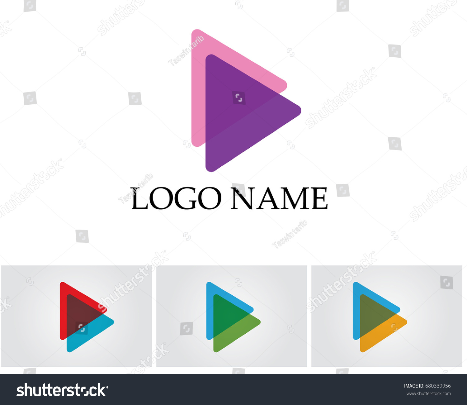 Music note symbols logo icons template stock vector 680339956 music note symbols logo and icons template buycottarizona