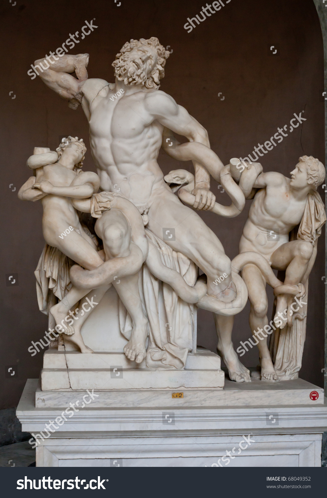 laocoon face - photo #15