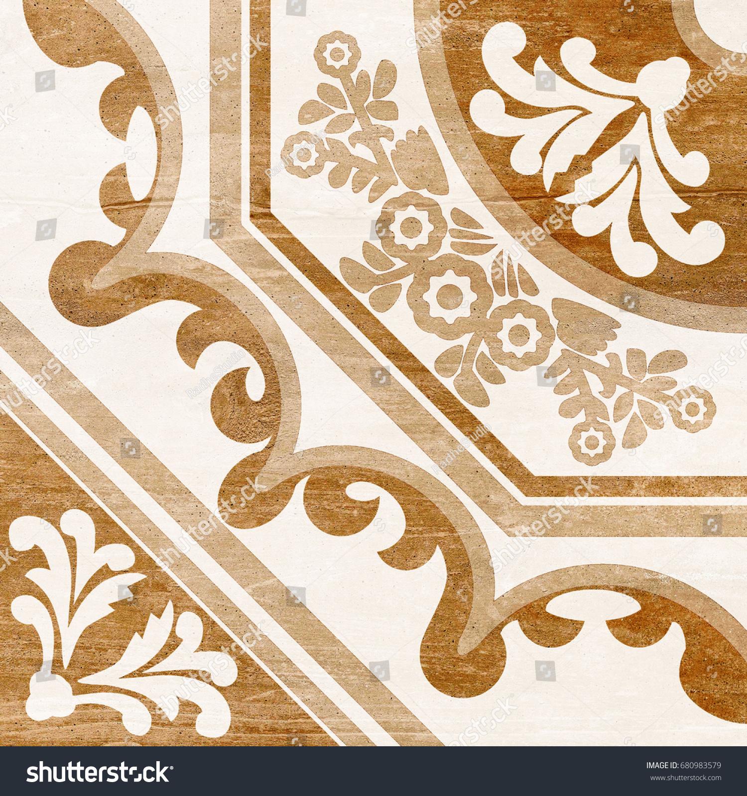 Marble floor tiles pattern stock illustration 680983579 shutterstock marble floor tiles pattern dailygadgetfo Choice Image