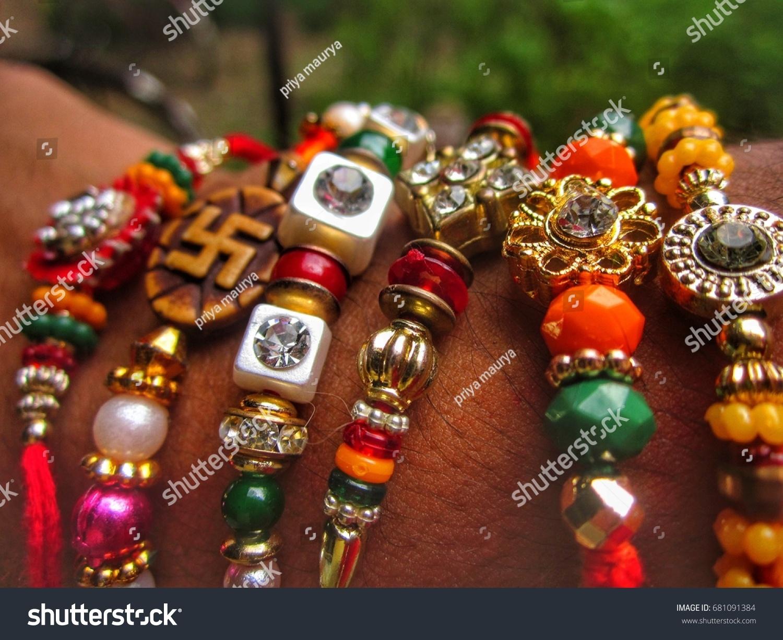 Indian Festival Raksha Bandhan This Sister Stock Photo Edit Now