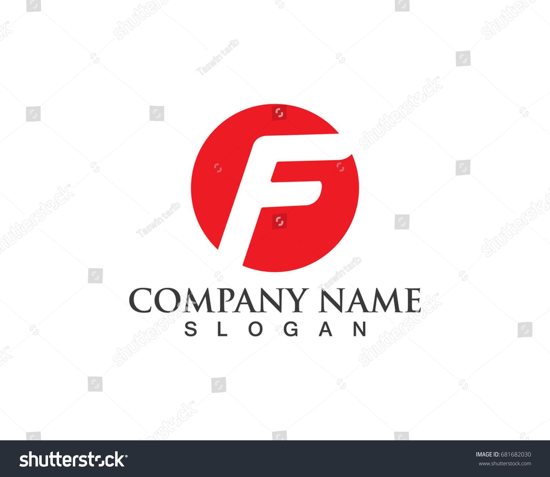F Letter Logo And Symbols Ez Canvas