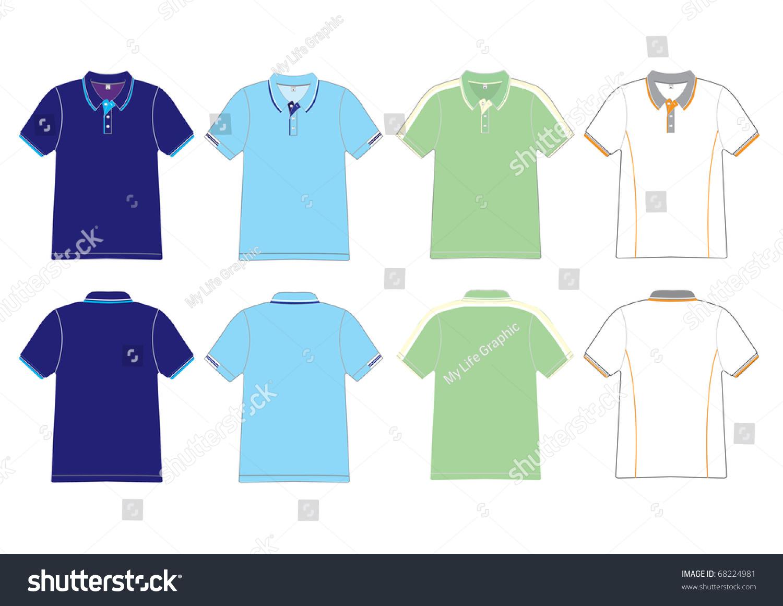 Polo Shirt Design Template Cdr Agbu Hye Geen