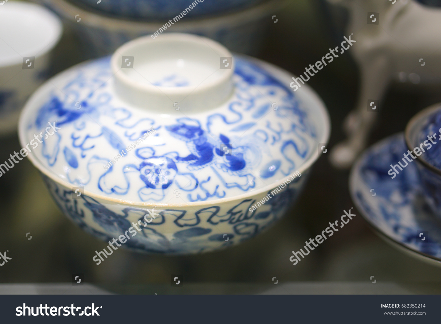 Chinese antique vase stock photo 682350214 shutterstock chinese antique vase reviewsmspy