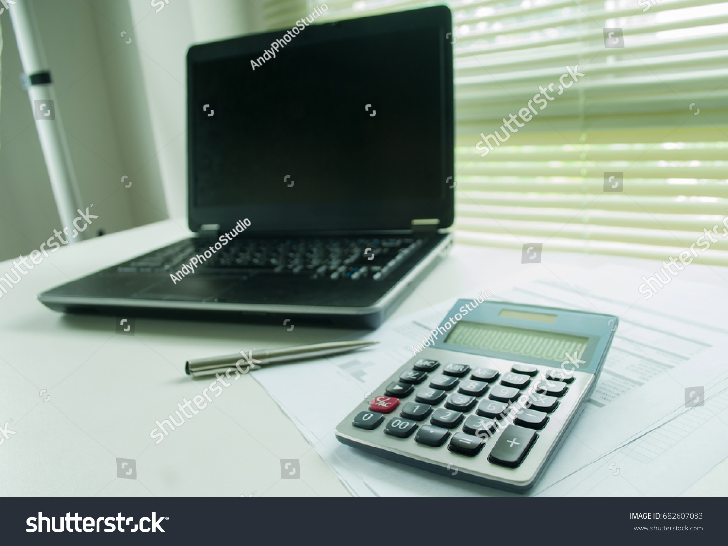 home office calculator