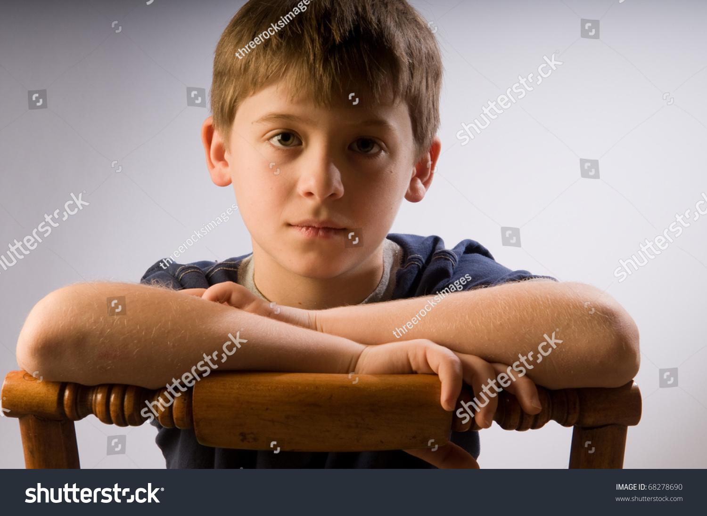 Handsome Boy Feeling Sad Stock Photo 68278690 : Shutterstock