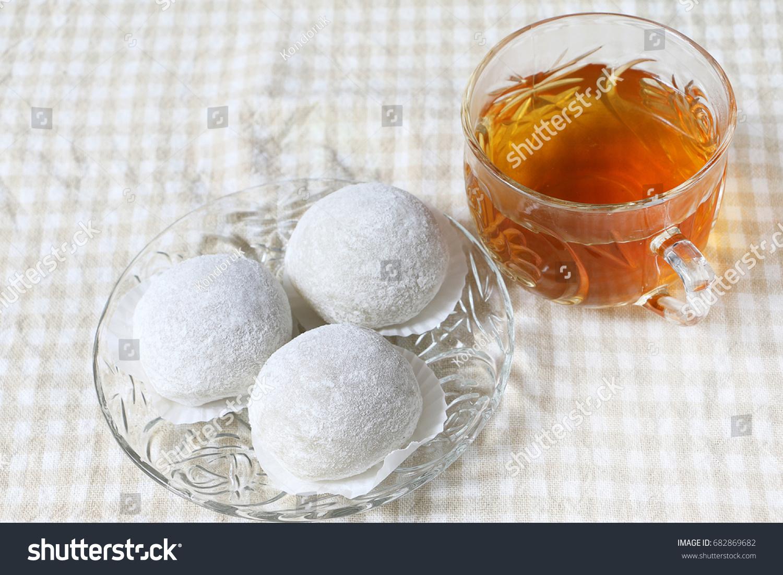 Chinese Traditional Cake Loh Mai Chi Stock Photo (Safe to Use ...