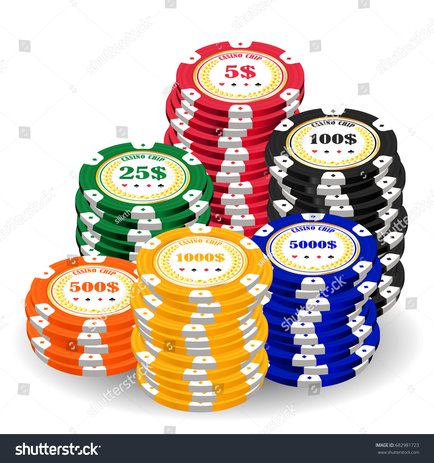 Old plastic poker chips musique malcolm patin a roulette