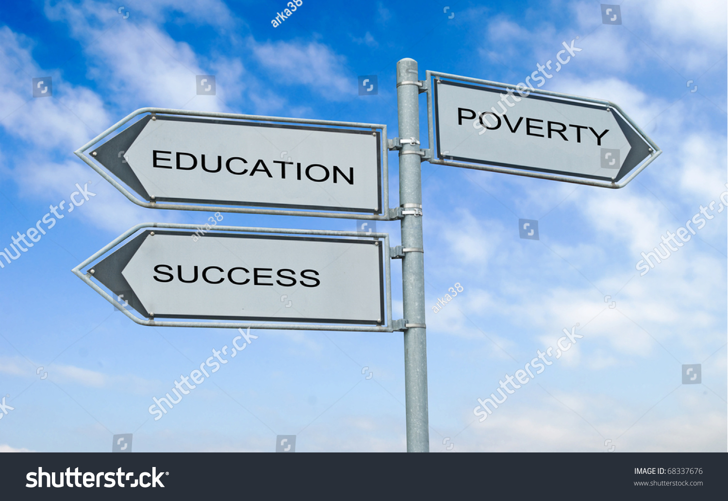 poverty and education Poverty has a powerful impact on educational attainment, or, don't  two critical responses exposing flaws in a report by education trust that  poverty has a .