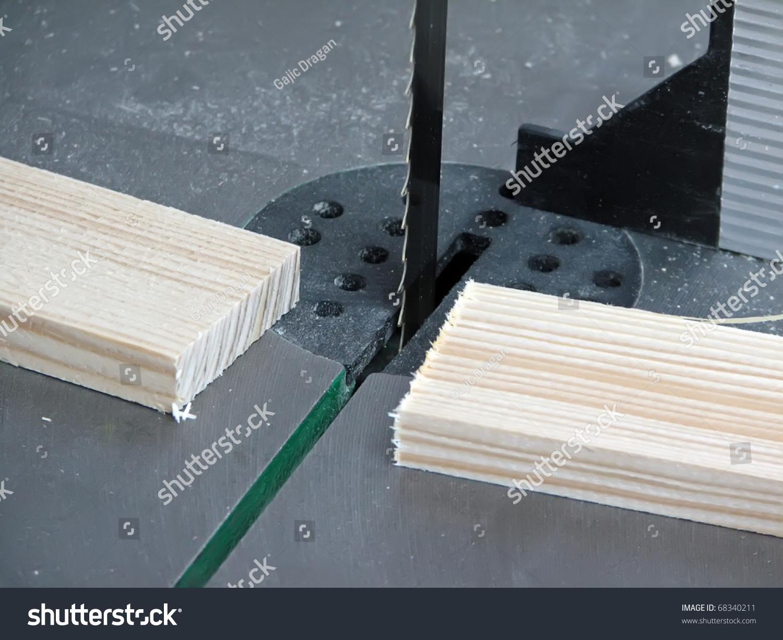 woodworking band saw machine