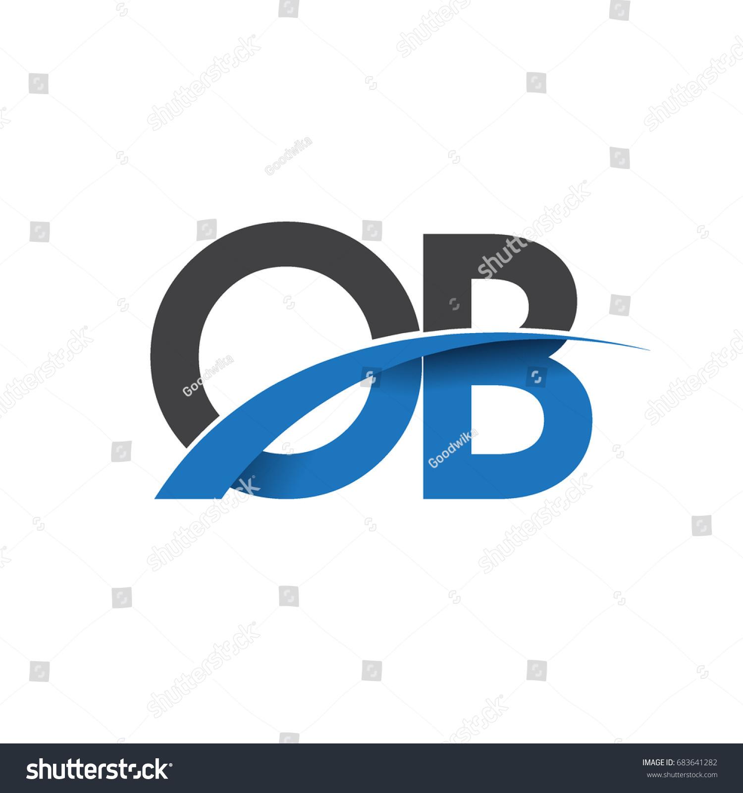 Initial letter ob logotype company name stock vector 683641282 initial letter ob logotype company name stock vector 683641282 shutterstock buycottarizona