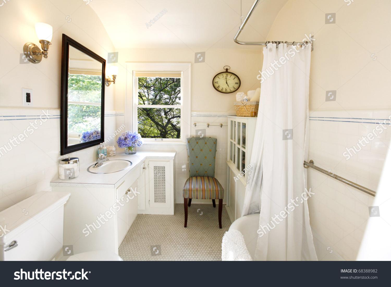 purple and cream bathroom | My Web Value