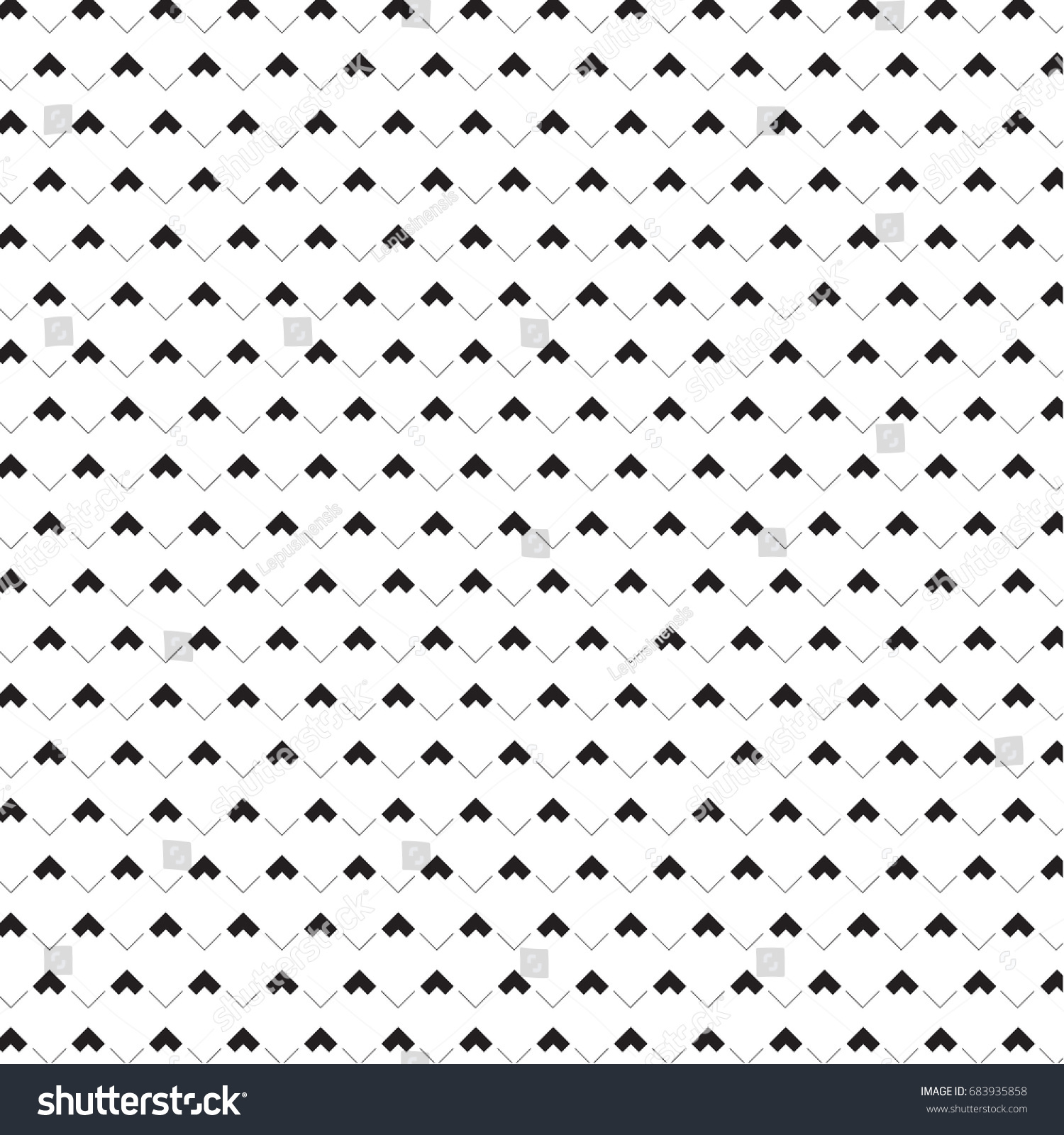 vector seamless pattern modern stylish texture stock vector