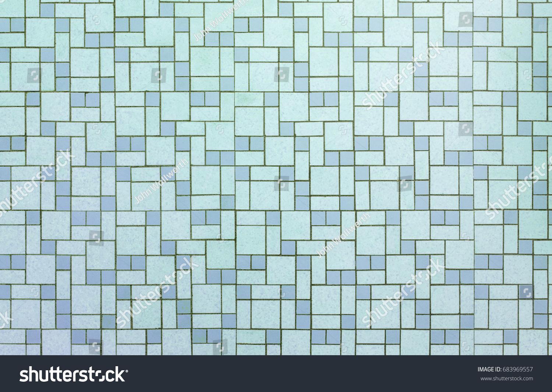 Vintage Seamless 1950 S Bathroom Tile Background Stock Photo & Image ...