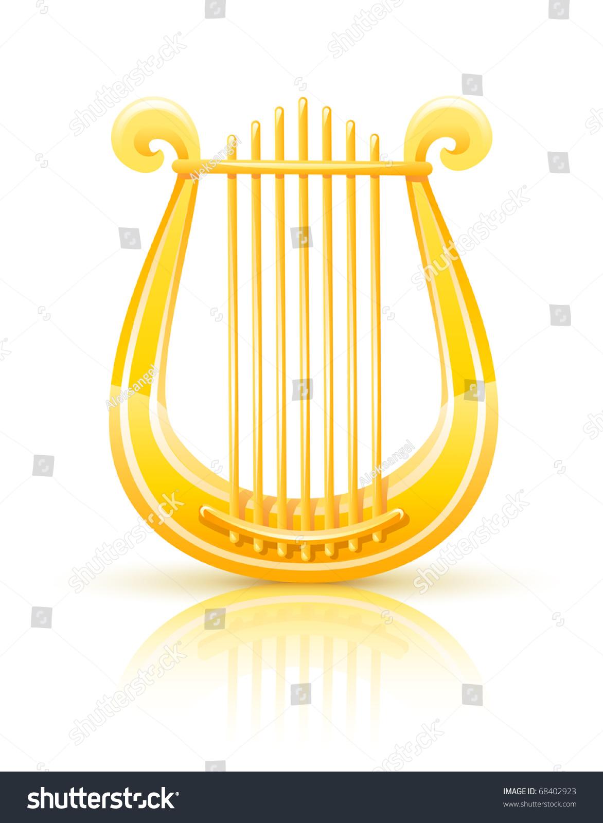 Лира музыкальный инструмент ее изображение 4
