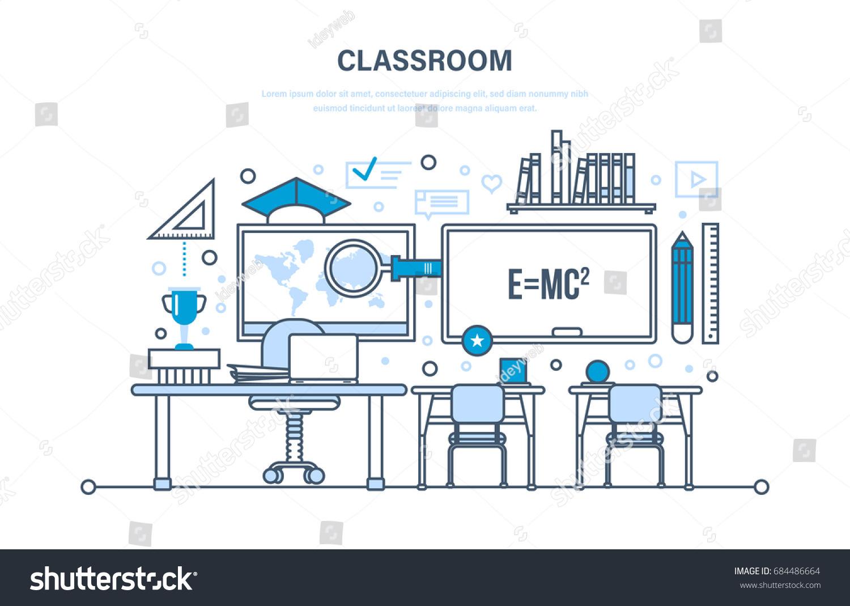 Modern Classroom Tools ~ Classroom floor plan maker modern