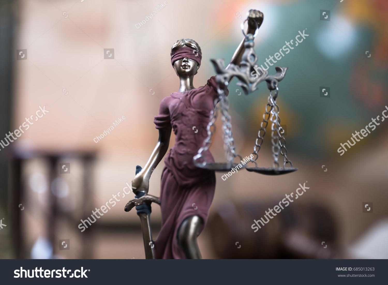 Symbols Balance Power Law Court Selected Stock Photo Edit Now