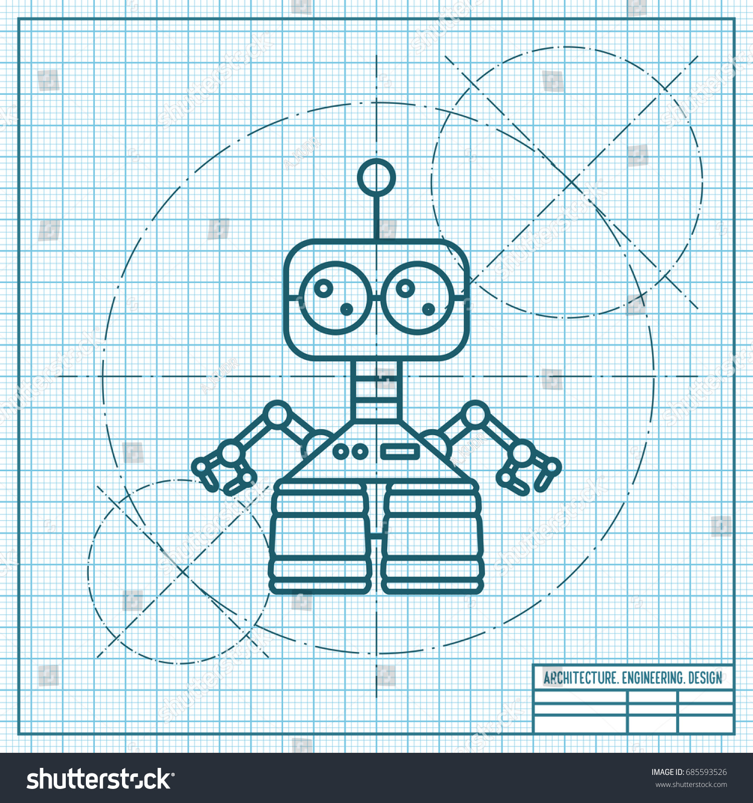 Vector blueprint retro robot toy icon vectores en stock 685593526 vector blueprint retro robot toy icon vectores en stock 685593526 shutterstock malvernweather Images