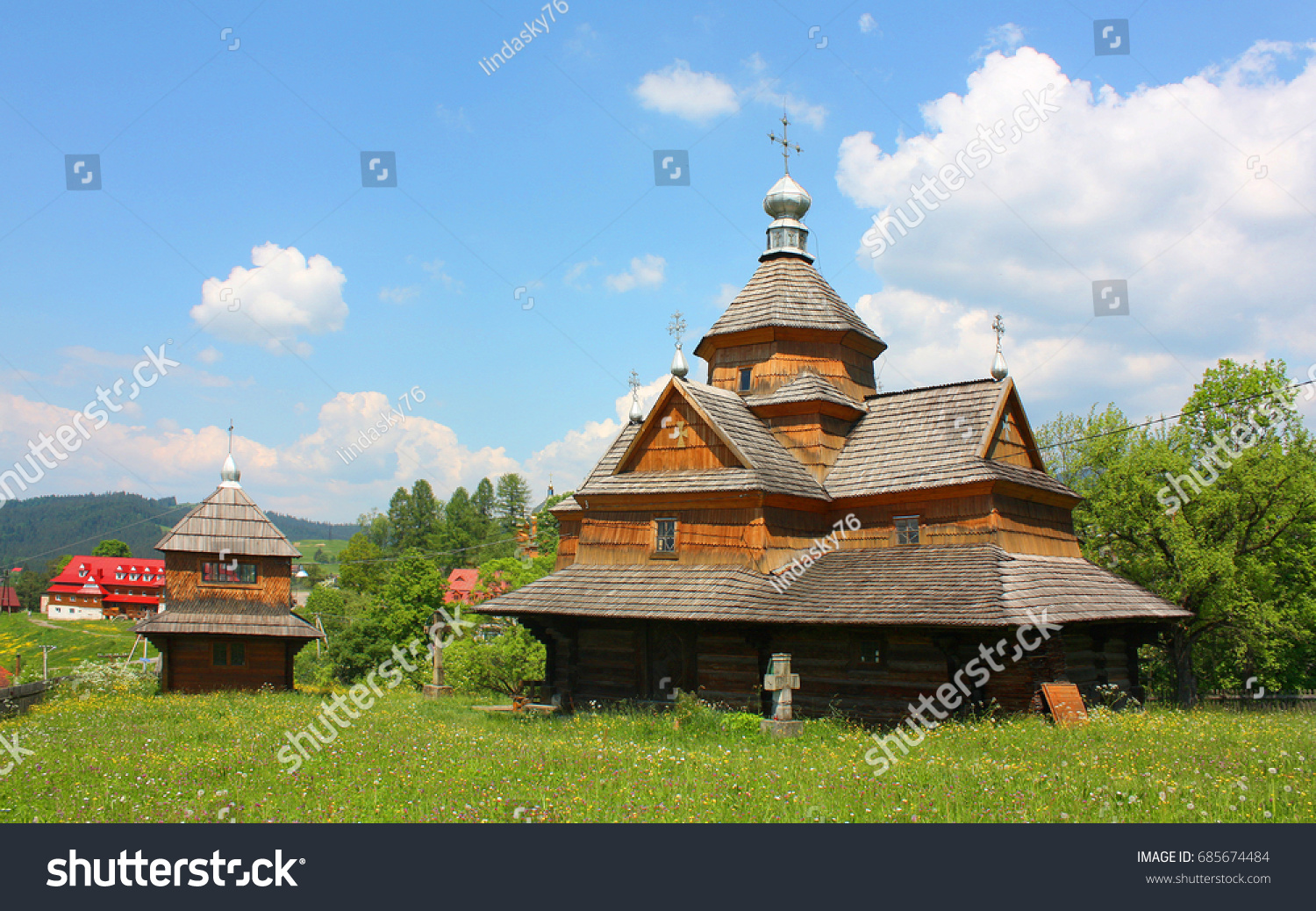 Verkhovyna: a selection of sites