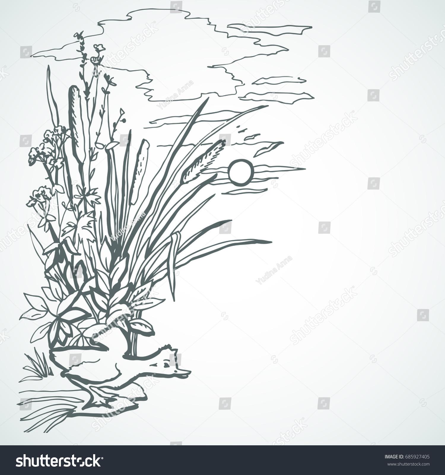vector illustration ugly duckling vector illustration stock vector