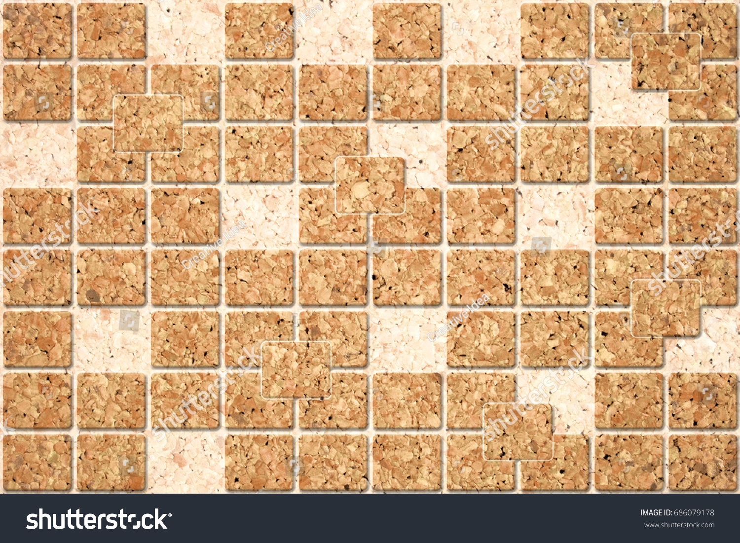 Cool Peel And Stick Mosaic Decorative Wall Tile Images - The Wall ...