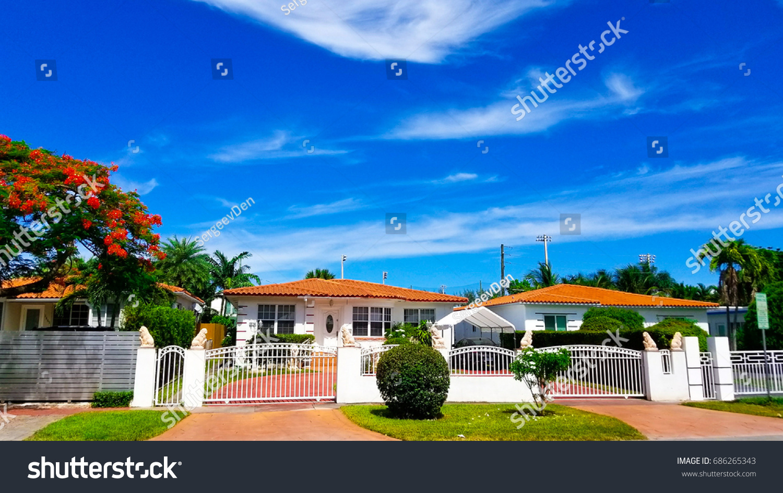 usa florida miami beach july 13 stock photo royalty free 686265343