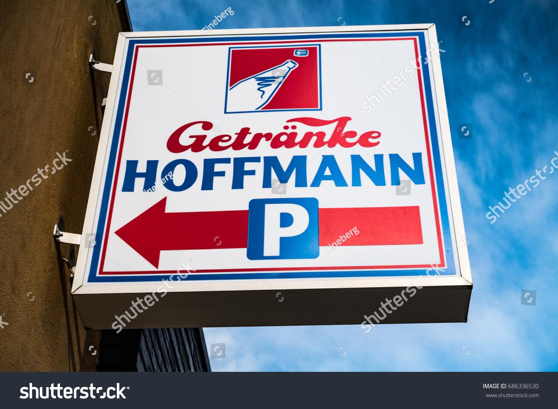 Berlin Germany July 27 2017 Getranke Stock Photo (Edit Now ...