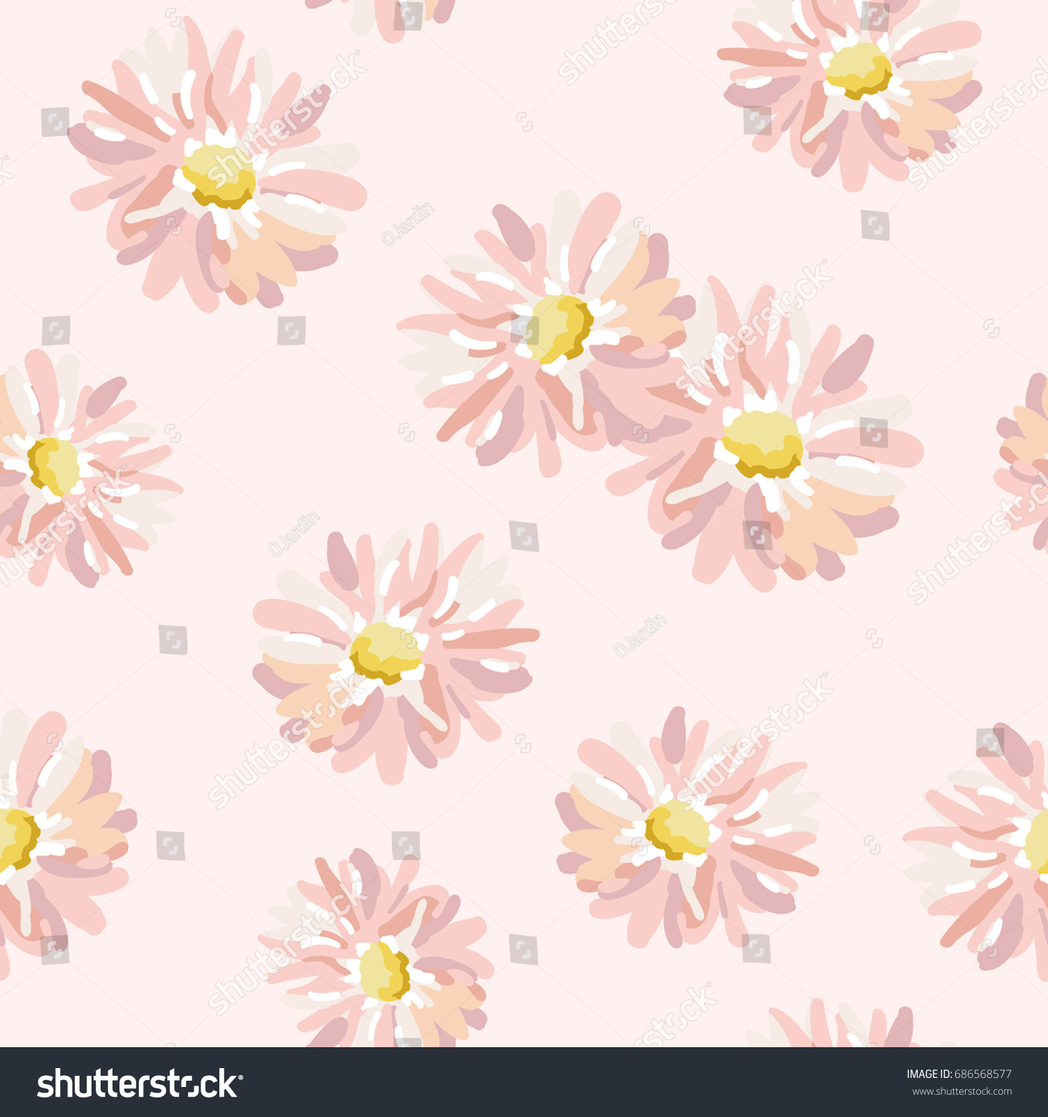 Blush Pink Floral Background Images Stock Photos Vectors