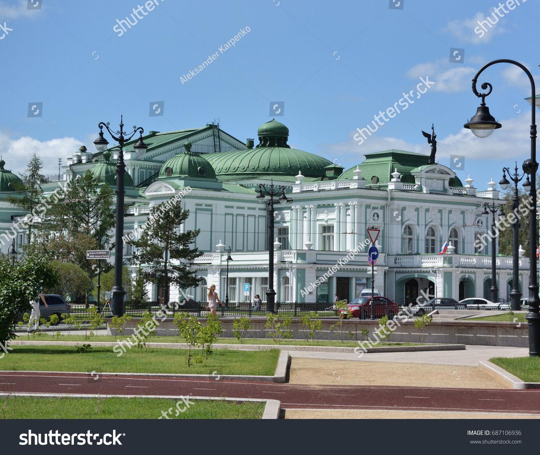 Dzerzhinsky in Omsk
