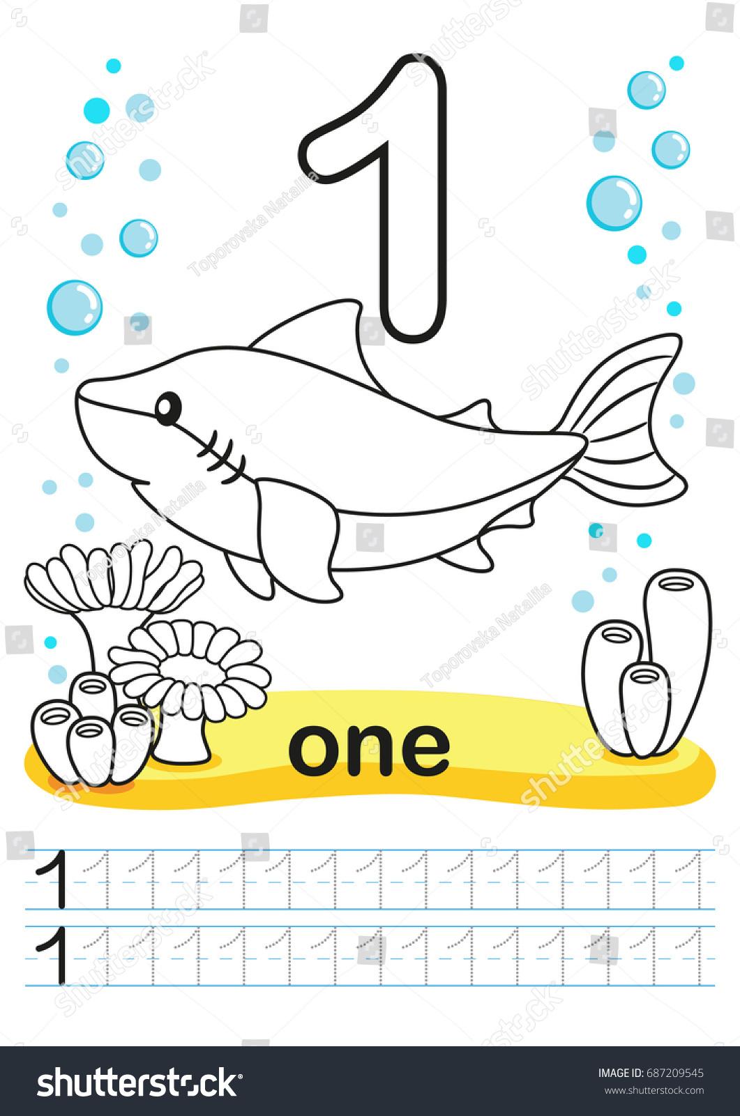 Coloring Printable Worksheet Kindergarten Preschool We Stock ...