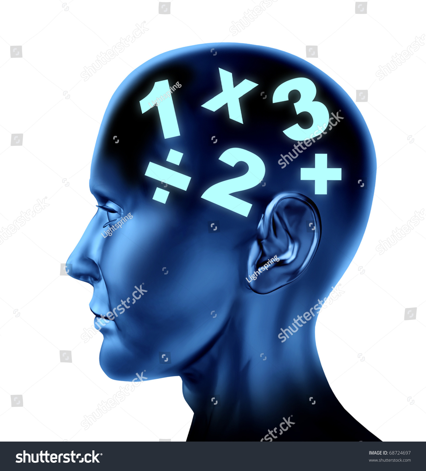 Image result for a mathematical brain