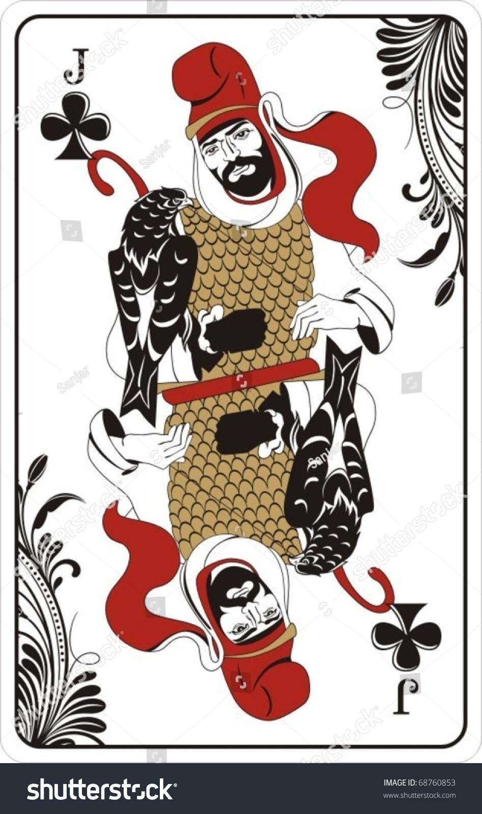 Deck Of Cards Jacks