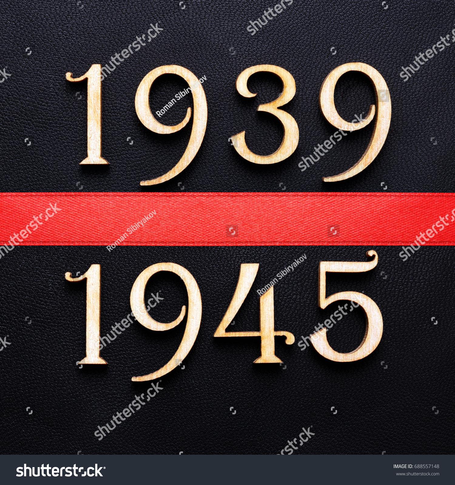 Dates beginning end world war ii stock photo 688557148 shutterstock the dates of the beginning and end of the world war ii light figures on buycottarizona Gallery