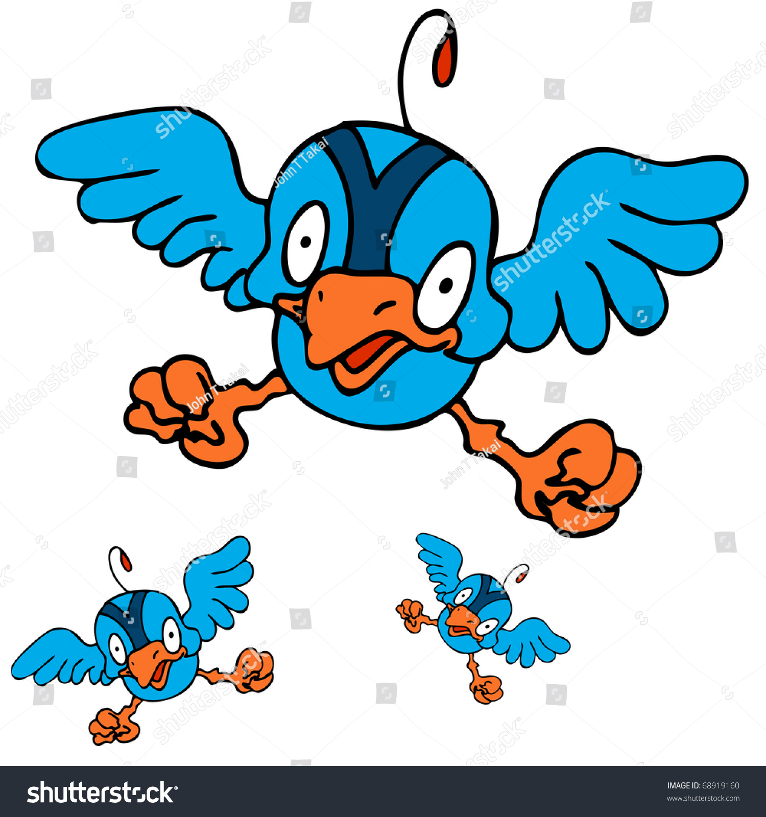 a mother birds encouragement in a story of bird learning to to fly When young eagles are learning to fly, the mother eagle flies under them with other birds carry their a thing wholly incompatible with flight in any bird.