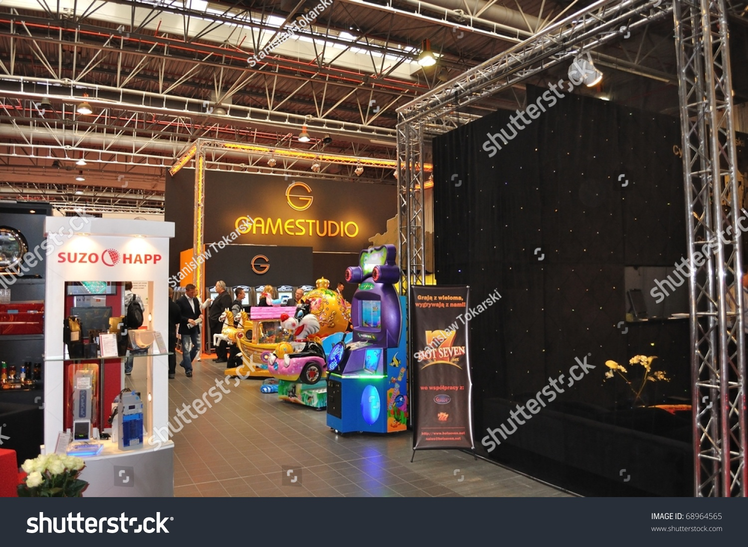 Exhibition Stand Entertainment : Warsaw october exhibition stands at the surexpo