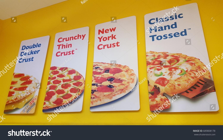 double decker pizza dominos